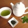 お茶と茶葉